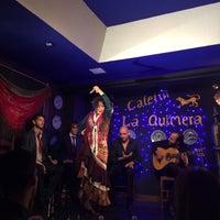 Foto tomada en Tablao Flamenco Cafetín La Quimera por Julia M. el 9/23/2016