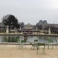 3/2/2013 tarihinde Stas P.ziyaretçi tarafından Jardin des Tuileries'de çekilen fotoğraf