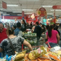 Photo taken at Extra Hipermercado by Robson S. on 9/7/2016