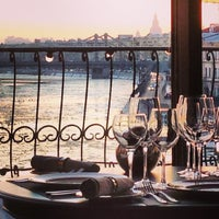 Снимок сделан в Ресторан & Lounge «Река» пользователем Dmitry K. 2/23/2013