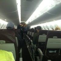 Photo taken at Alaska Airlines Flight 2297 by Rod B. on 9/17/2012