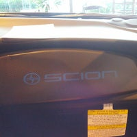 Photo taken at Servco Scion by Geoffrey T. on 7/14/2013