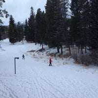 Photo taken at Pine Ridge Condominiums Breckenridge by Isarel S. on 12/25/2012