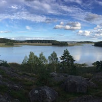 Photo taken at Näköalakallio by Emine Y. on 8/30/2016