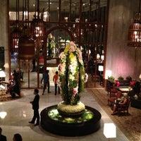 11/4/2012にChiranuj B.がMandarin Oriental, Bangkokで撮った写真