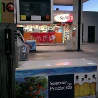 Photo taken at Gasolinera Repsol Calafell by Raúl G. on 11/30/2012