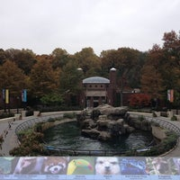 Photo taken at Prospect Park Zoo by Michaelangelo V. on 10/24/2012