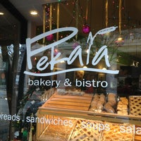 Photo taken at Pekara Bakery & Bistro by Ned W. on 12/20/2012