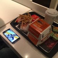Photo taken at McDonald's by Novitskiy on 1/4/2017