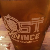 Photo taken at Lost Province Brewing Company by William B. on 9/14/2014