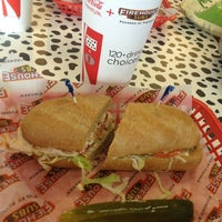 Photo taken at Firehouse Subs by Simón P. on 4/20/2013