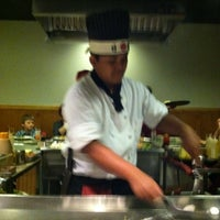 Photo taken at Kyoto Japanese Steakhouse by JaLe N. on 9/29/2012