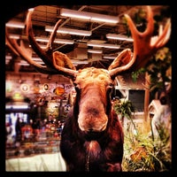 Photo taken at Bass Pro Shops by Greg F. on 1/21/2013