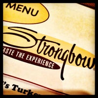 Photo taken at Strongbow Inn by Greg F. on 1/20/2013