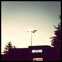 Photo taken at Sears by Greg F. on 10/2/2013