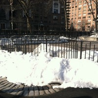 Photo taken at Rudin Family Playground by Jesse P. on 3/1/2014