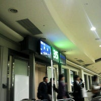 Photo taken at Gate 35 by Norihiro A. on 12/9/2012