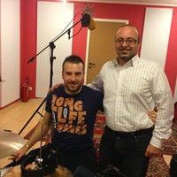 Photo taken at Marco Versari Produzioni Audio by Alessandro Z. on 3/21/2013