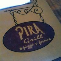 Foto tirada no(a) Pira Grill por Vanessa T. em 6/5/2013
