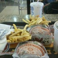 Photo taken at Burger King by Rodrigo P. on 11/25/2012