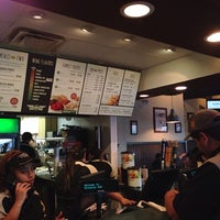 Photo taken at Wingstop by David P. on 5/2/2014