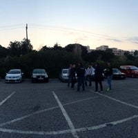 "Photo taken at VW CLUB RHODES "" ΚΑΡΑΚΟΝΕΡΟ"" by Alexandros I. on 4/10/2014"