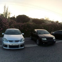 "Photo taken at VW CLUB RHODES "" ΚΑΡΑΚΟΝΕΡΟ"" by Alexandros I. on 5/15/2014"