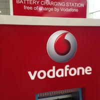 Photo taken at Vodafone Battery Charging Station by Alexandros I. on 7/24/2013