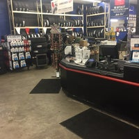 Photo taken at Pep Boys Auto Parts & Service by Moses N. on 12/12/2017