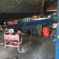 Photo taken at Tiger Repair Shop by Moses N. on 7/5/2017