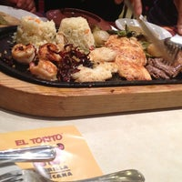 Photo taken at El Torito by Monica J. on 10/20/2012