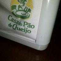 Photo taken at Casa do Pão de Queijo by Cynthia M. on 2/16/2013