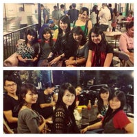 Photo taken at Giggle Box Cafe & Resto by ☠Betania S. on 4/9/2014