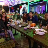 Photo taken at Alam Indah Restaurant & Ballroom by ☠Betania S. on 2/18/2017