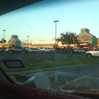 Photo taken at H-E-B plus! by Efrain P. on 10/28/2012