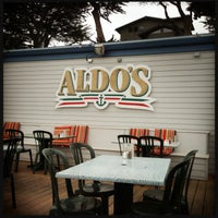 Photo taken at Aldo's Harbor Restaurant by Dani W. on 6/4/2013