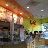 Photo taken at Jamba Juice Guadalupe / Austin by Alyssa S. on 3/27/2013