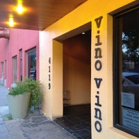 Photo taken at Vino Vino by Alyssa S. on 10/24/2012