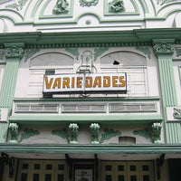 Photo taken at Teatro Variedades by Mari M. on 5/18/2013