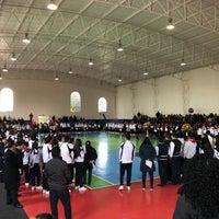 Photo taken at Colegio Cervantes by Jose L G. on 1/29/2018