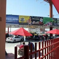 Photo taken at Trapazo Carretera Mexico by Luis Armando C. on 4/20/2013
