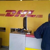 Photo taken at DHL Express by Luis Armando C. on 6/3/2015