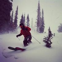 Photo taken at Snowbasin Resort by Jordan A. on 1/30/2013