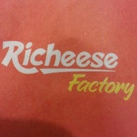Photo taken at Richeese Factory Tangs City Tangerang by Firdaus J. on 3/15/2014