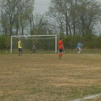 Photo taken at O'Fallon Sports Park by Jonathan S. on 4/26/2014