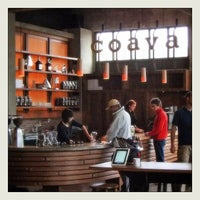 Photo taken at Coava Coffee Roasters Cafe by Jong-il R. on 12/30/2012