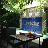 Photo taken at Ceviche Tapas Bar & Restaurant by Shannon M. on 6/23/2013