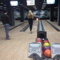 Photo taken at Bowling Lukhovitsu by Naran on 4/18/2015