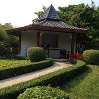 Photo taken at Mida Golf Club by Achisuka J. on 2/27/2014