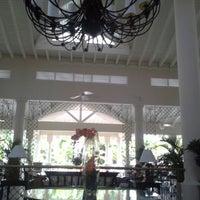 Photo taken at Luxury Bahia Principe Esmeralda Don Pablo Collection by Ksenia M. on 6/15/2013